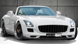 kicherer sls roadster supersport gt/r