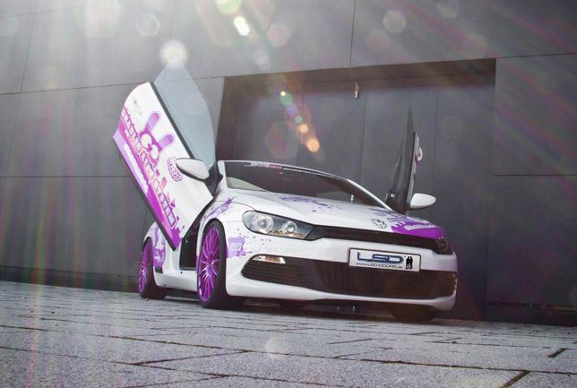 LSD Volkswagen Scirocco