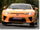 2012 Lexus LFA Nurburgring Lap Time Of 7:14 [video]