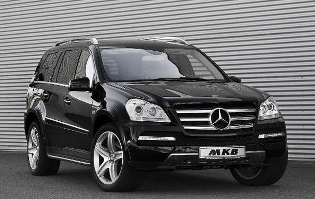 MKB P670 Mercedes GL-Class