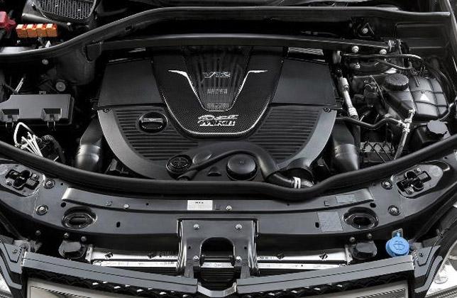 MKB P670 Mercedes GL-Class Engine