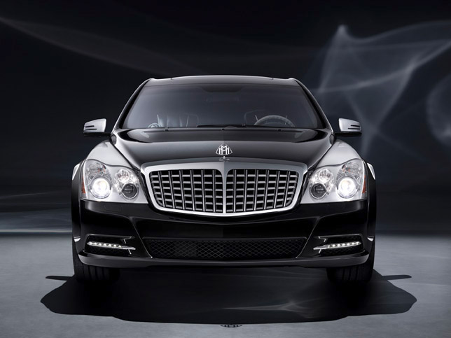 Maybach Edition 125 Front