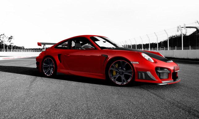 TECHART Porsche 911 GT2 RS