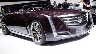Cadillac Ciel Concept at the 2011 Frankfurt