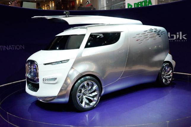 Citroen Tubik concept Frankfurt 2011