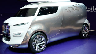 Citroen Tubik Concept at the 2011 Frankfurt