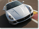 Ferrari 599 GTB Fiorano vs. F40 [video]
