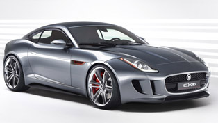 Jaguar C-X16 at the 2011 Frankfurt Motor Show