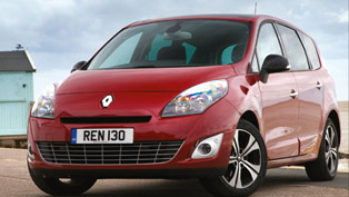 2011 Renault Scenic 1.6 dCi - 64.2mpg and 115g/km of CO2
