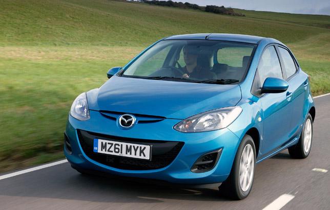 2011 Mazda2 1.5 TS2 Automatic