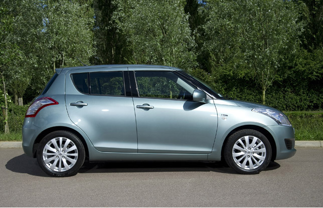 2011 Suzuki Swift DDiS