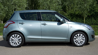 2011 Suzuki Swift DDiS breaks 86mpg
