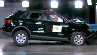 2012 Audi Q3 - Crash Test