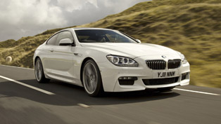 2012 BMW 6 Series Coupe Price - £59 565