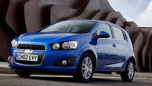 2012 Chevrolet Aveo Price - £9 995