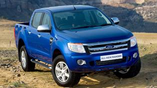 2012 Ford Ranger Price - £15 515