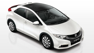 2012 Honda Civic 5-door EU