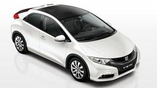 2012 Honda Civic 5-door EU
