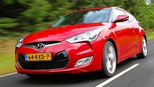 2012 Hyundai Veloster Coupe Price - £17 995