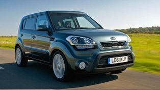 2012 Kia Soul Price - £12 495