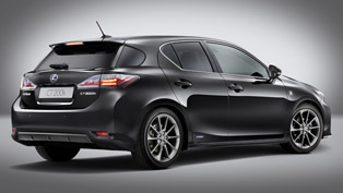 2012 Lexus CT 200h F-Sport Price - £27 850