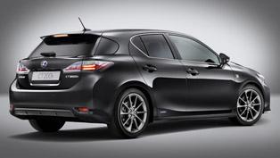 2012 Lexus CT 200h F-Sport Price - £27 850