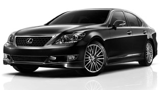 2012 Lexus Special Edition Models: LS 460, ES 350 and CT 200h