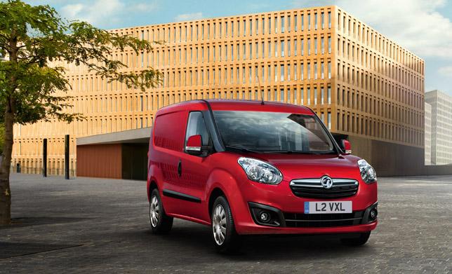 2012 Vauxhall Combo Panel Van