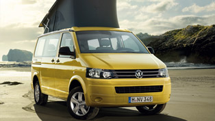 2012 Volkswagen California Beach Price - £34 970