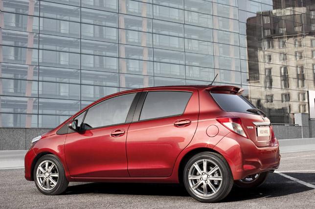 2012 Toyota Yaris Price