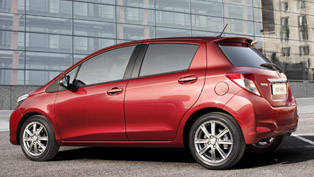 2012 Toyota Yaris - 5 Star Euro NCAP rating