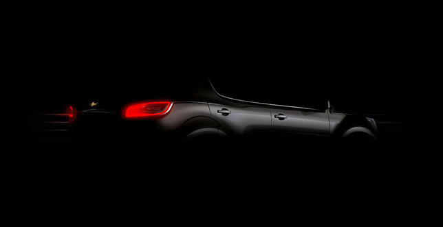 2013 Chevrolet TrailBlazer [teaser]