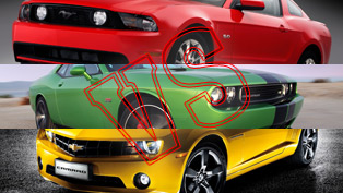 Best Looking 2011 Muscle Car