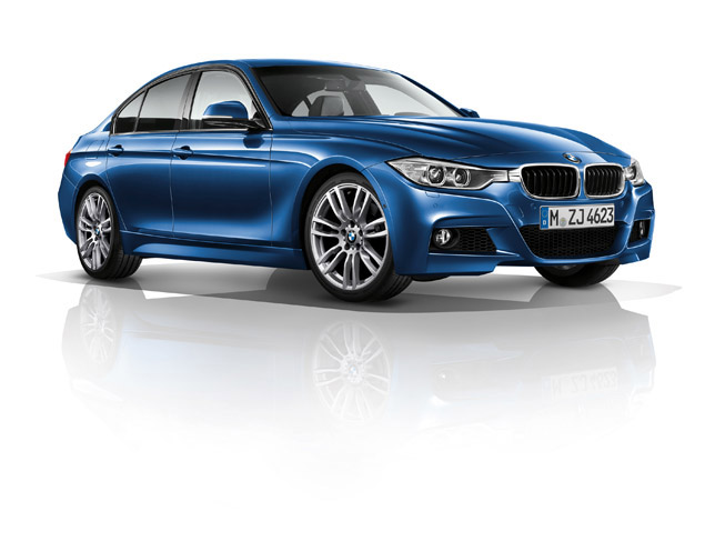 BMW 3 Series F30 M Sports Package