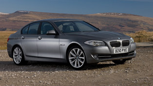 BMW 520d EfficientDynamics Saloon - 62.8mpg