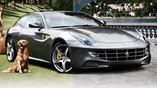 Ferrari FF Neiman Marcus [video]