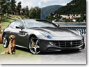 Ferrari FF Neiman Marcus [video]