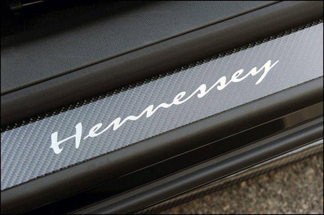 Hennessey 20th Anniversary HPE650 Supercharged Camaro