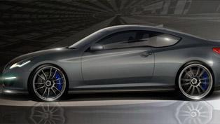 Hyundai Genesis Hurricane SC Coupe [teaser]