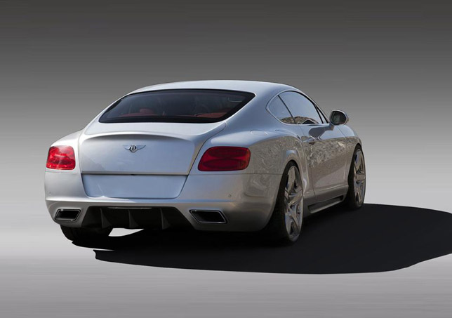 Imperium Bentley Continental GT Audentia