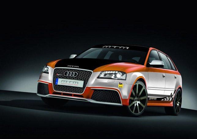 MTM Audi RS3 Front