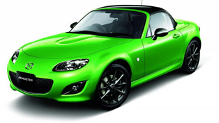 Mazda Special Edition Black Tuned Roadster