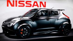 Nissan Juke-R unveiled