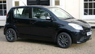 Perodua Ebony Black Myvi SXI Price - £6 999