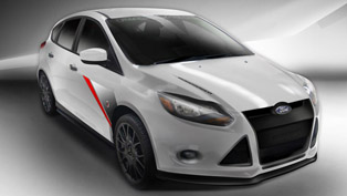 roush ford focus performance