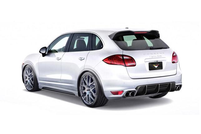 Vorsteiner V-CT Porsche Cayenne II
