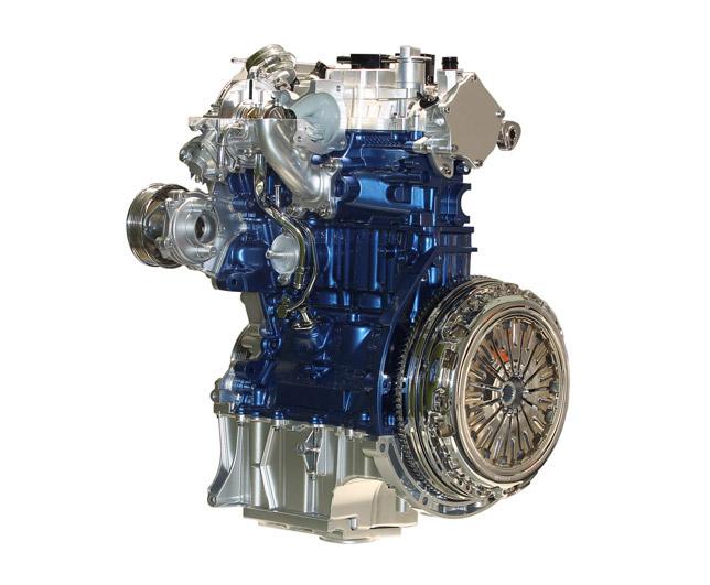 1.0-litre Ford EcoBoost