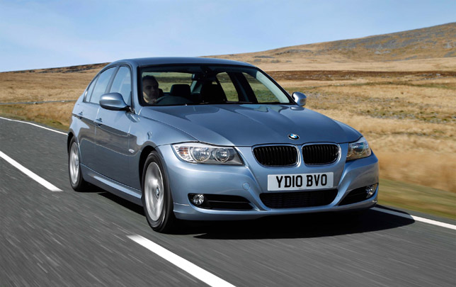 BMW 320d EfficientDynamics Saloon