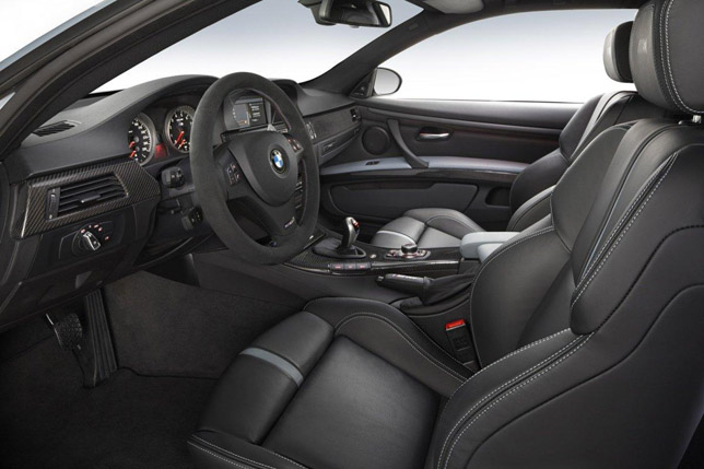 2012 BMW E92 M3 Competition Edition Interior