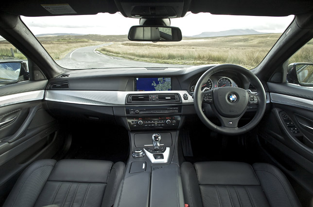2012 BMW F10 M5 Saloon UK Interior